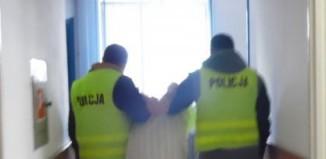 Brzozów -Areszt za zabójstwo